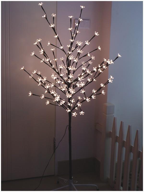 Luz rama de rbol del led - Luces arbol de navidad ...