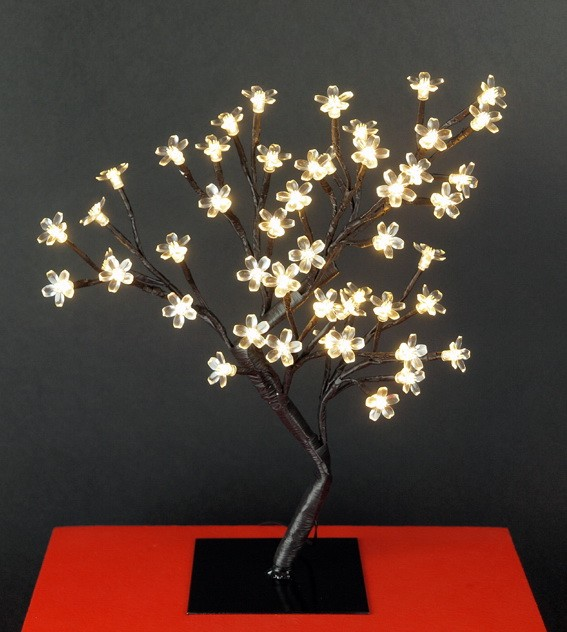 manufacturer In China FY-003-B09 LED cheap christmas branch tree small led lights bulb lamp  company