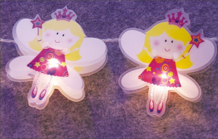 manufacturer In China FY-009-C65 LED LIGHT WITH PVC ANGEL  company