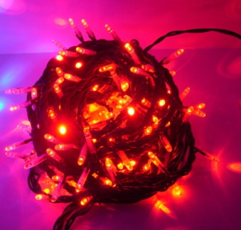 manufacturer In China FY-01B-013 LED christmas lights set lamp string chain  distributor