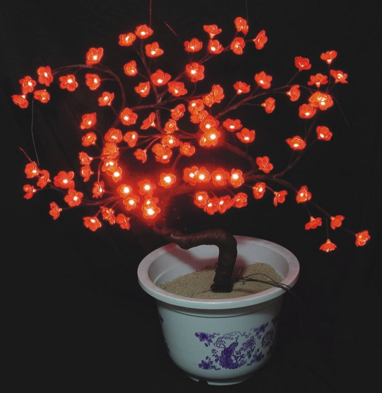 manufactured in China  FY-08A-014 LED cheap christmas branch tree small led lights bulb lamp  distributor