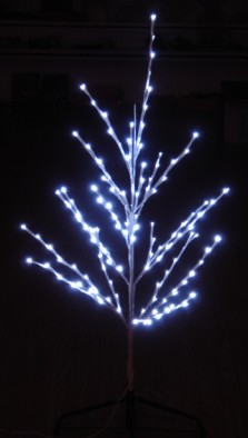 manufacturer In China FY-08B-006 LED cheap christmas branch tree small led lights bulb lamp  factory